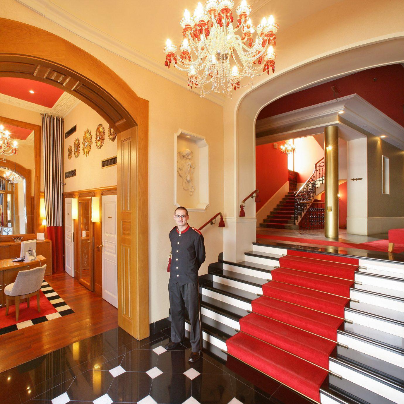 Elegant Lobby Luxury function hall restaurant