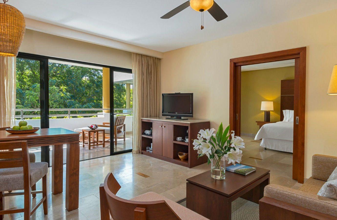 Living room at the Westin Resort & Spa Playa Conchal