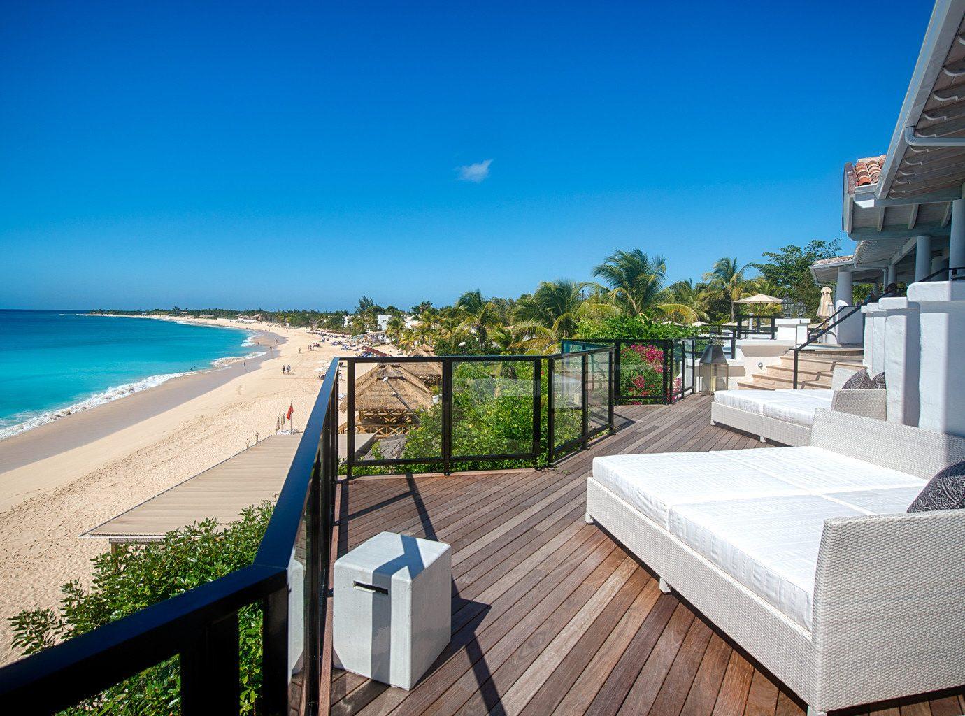 Beach Beachfront Family Hotels Luxury Play Resort Scenic views sky outdoor leisure vacation walkway Sea swimming pool estate overlooking Deck shore