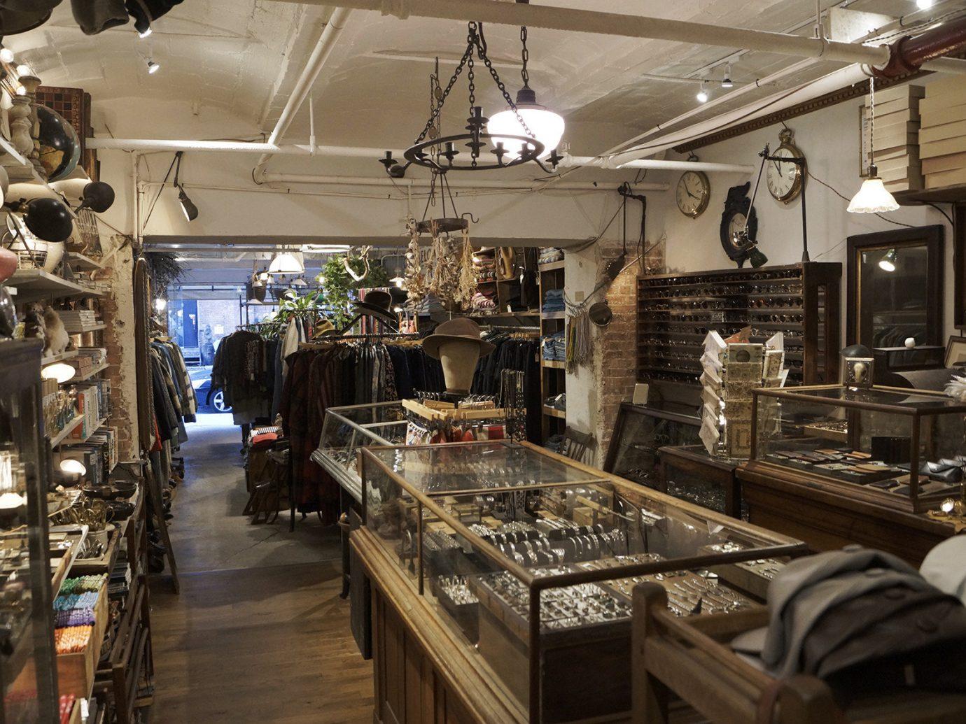 Trip Ideas indoor interior design retail