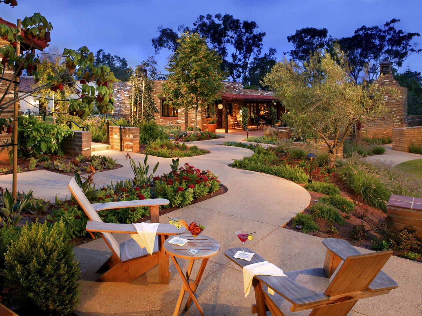 La Jolla Hotels - Estancia Hotel And Spa - San Diego