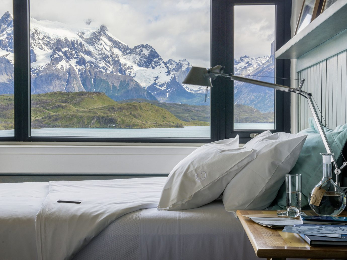 Hotels window mountain indoor Boat room vehicle house yacht home interior design passenger ship luxury yacht