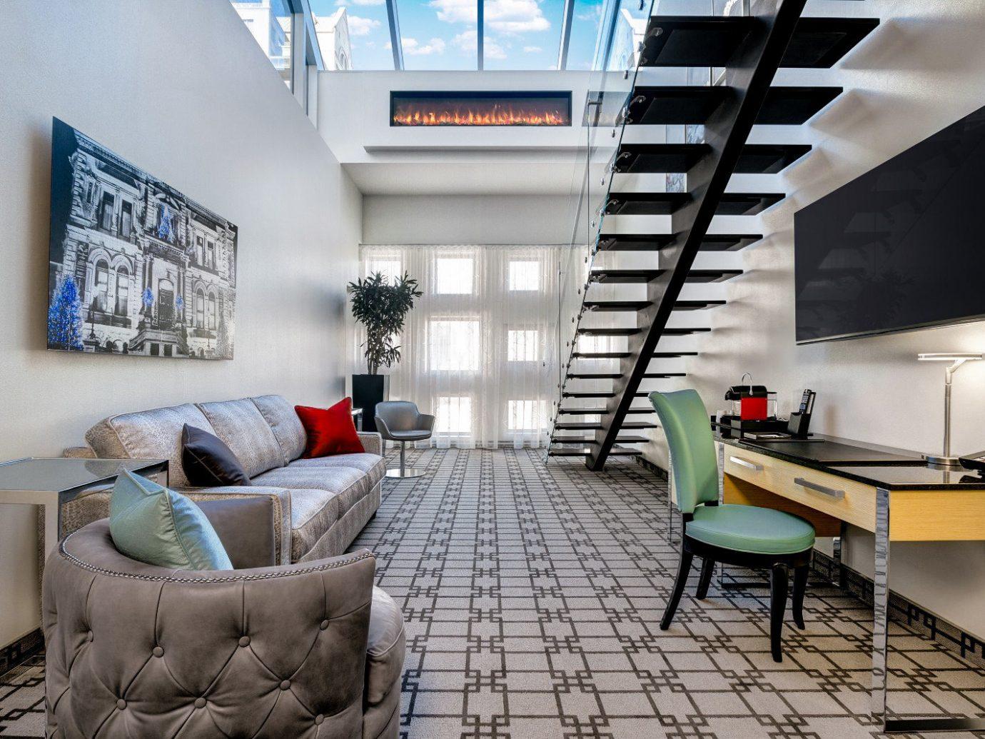 Canada Hotels Montreal Trip Ideas room living room interior design loft real estate apartment interior designer