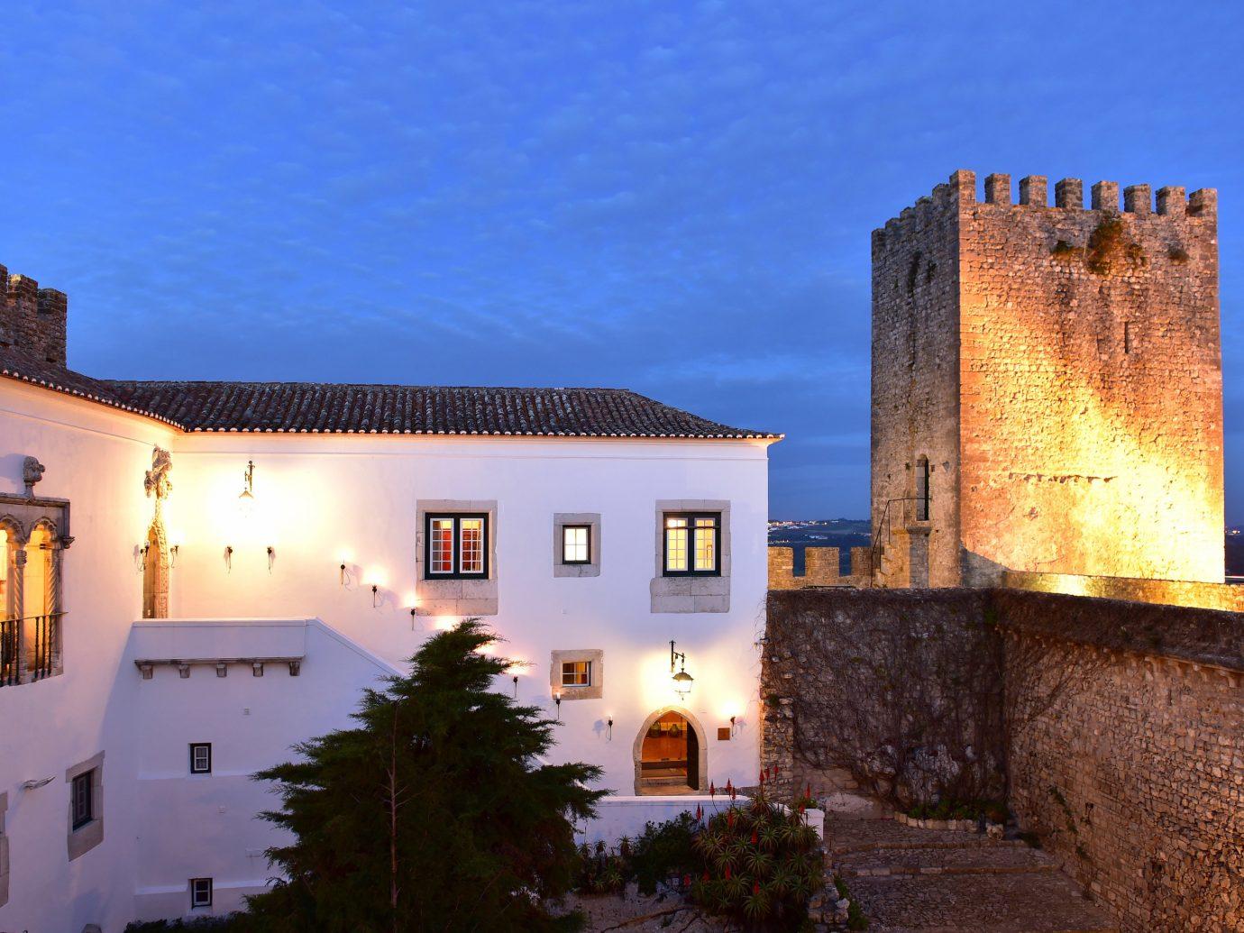 Hotels building sky outdoor house property Villa estate hacienda facade mansion castle