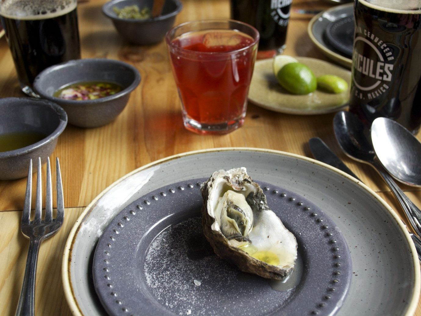 Dining Eat food Food + Drink Jetsetter Guides local eats oysters restaurant table Trip Ideas dish plate meal cuisine lunch chocolate breakfast sense mussel Seafood brunch produce Drink asian food dessert eaten