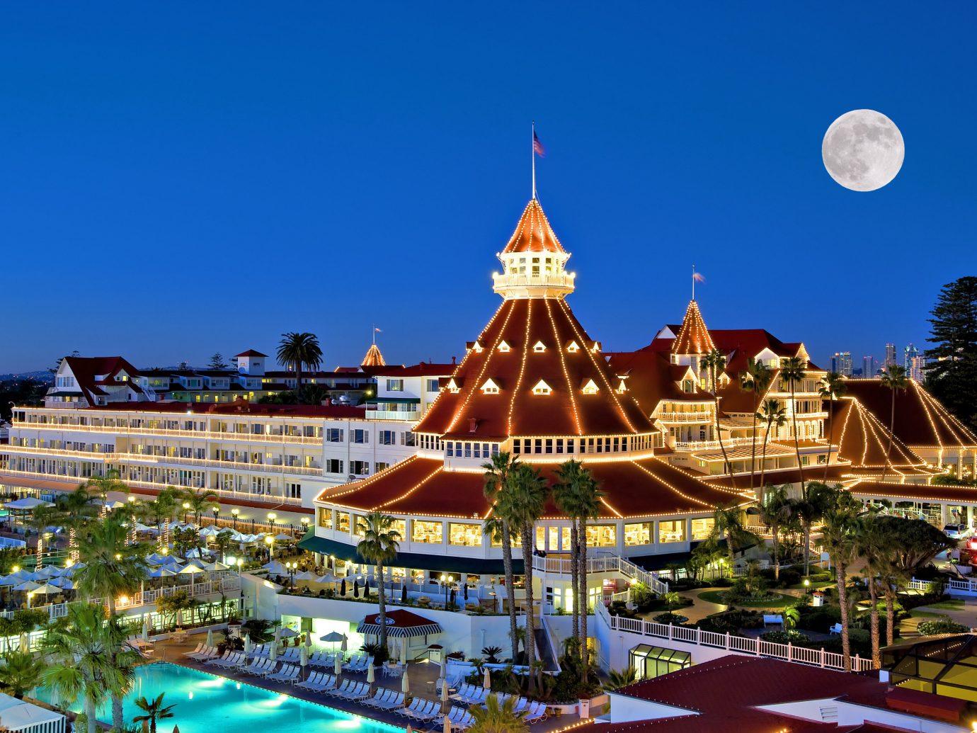Trip Ideas outdoor building sky landmark Resort amusement park park plaza palace place of worship