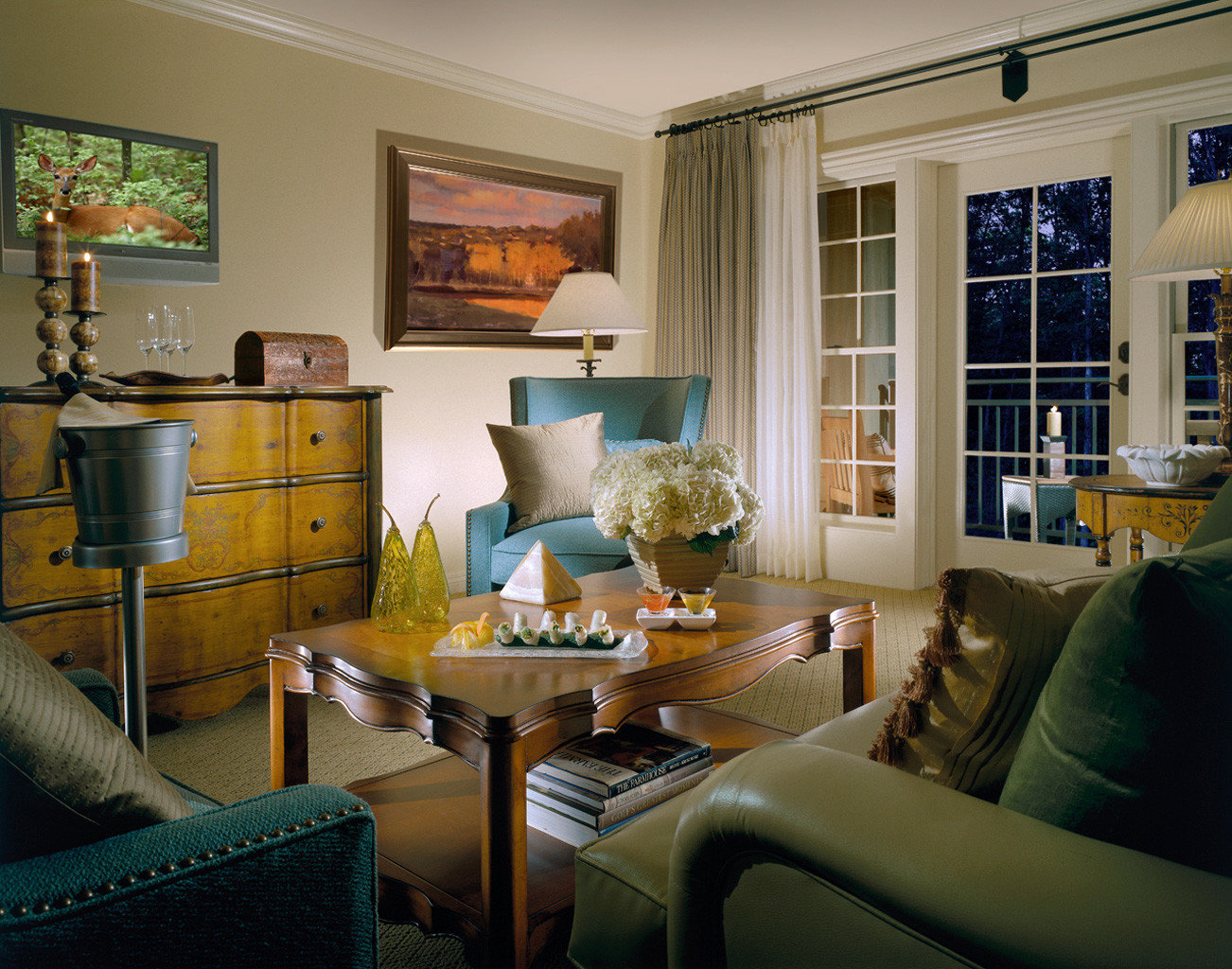 All-Inclusive Resorts Country Hotels Living Lodge Romance Rustic indoor sofa window room floor living room dining room property chair home estate interior design green real estate furniture condominium cottage