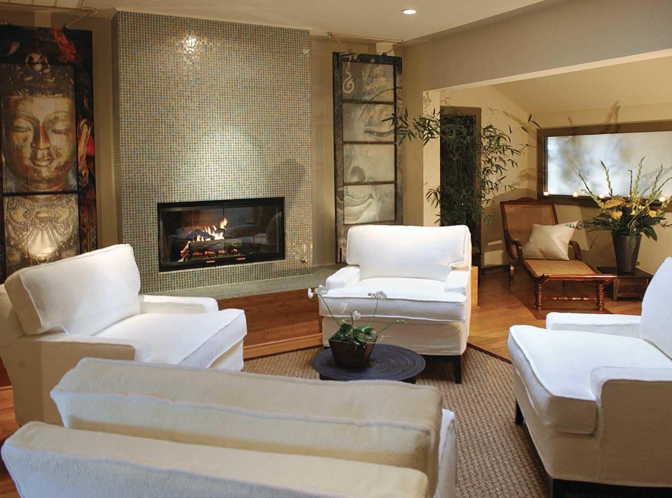 Fireplace Inn Romance Romantic property living room Suite condominium home cottage Villa