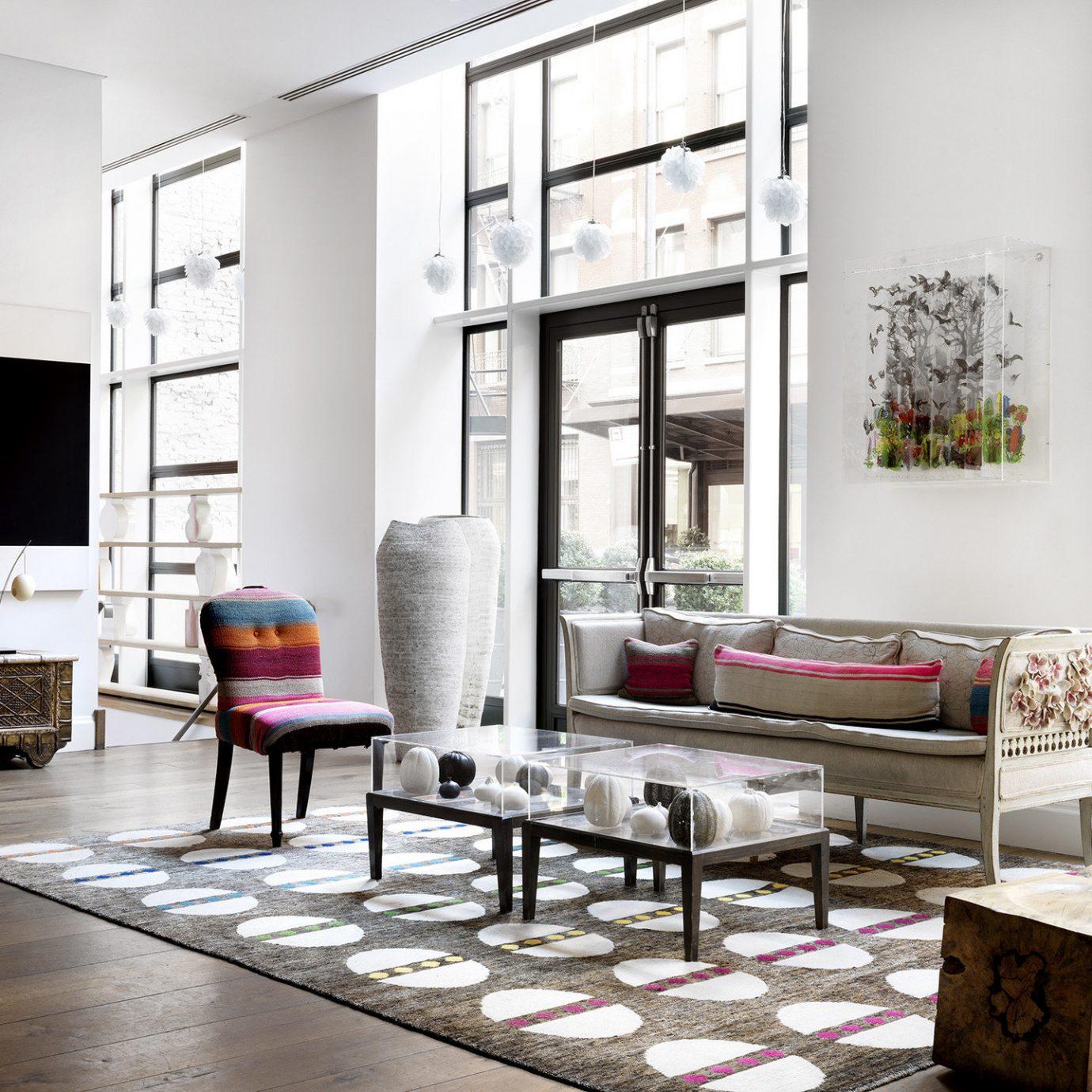 living room home flooring loft