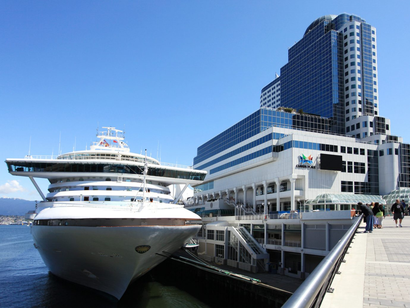 Trip Ideas sky outdoor Boat water cruise ship passenger ship vehicle motor ship ship ocean liner watercraft yacht marina luxury yacht dock ferry Sea docked