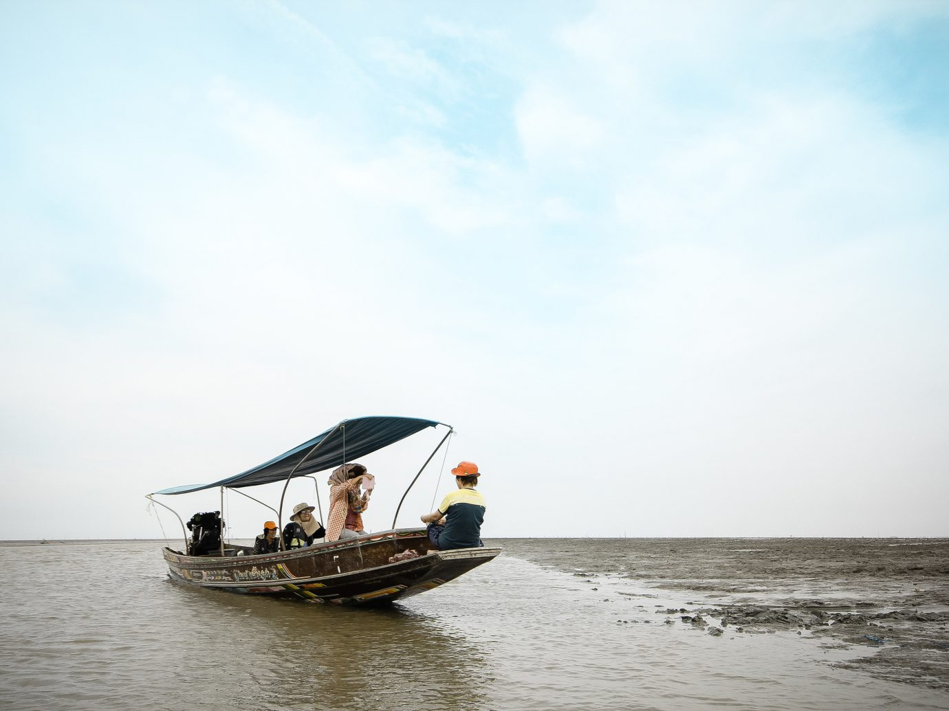 Trip Ideas sky water outdoor Boat Sea vehicle shore Ocean Coast Beach bay watercraft