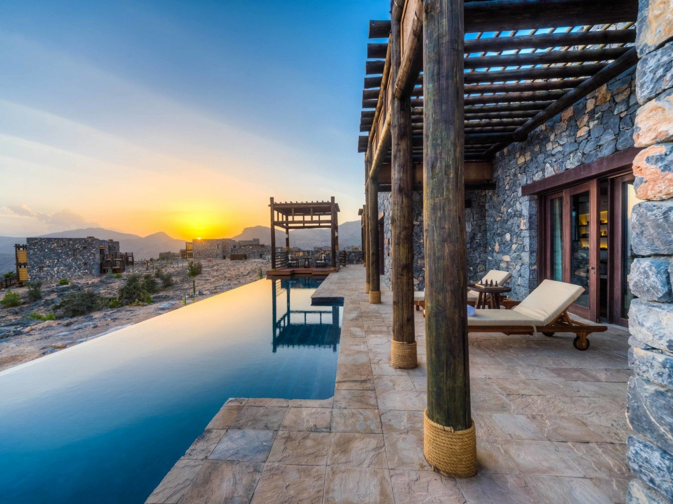 Travel Tips Trip Ideas sky outdoor vacation estate tourism Sea travel Resort stone