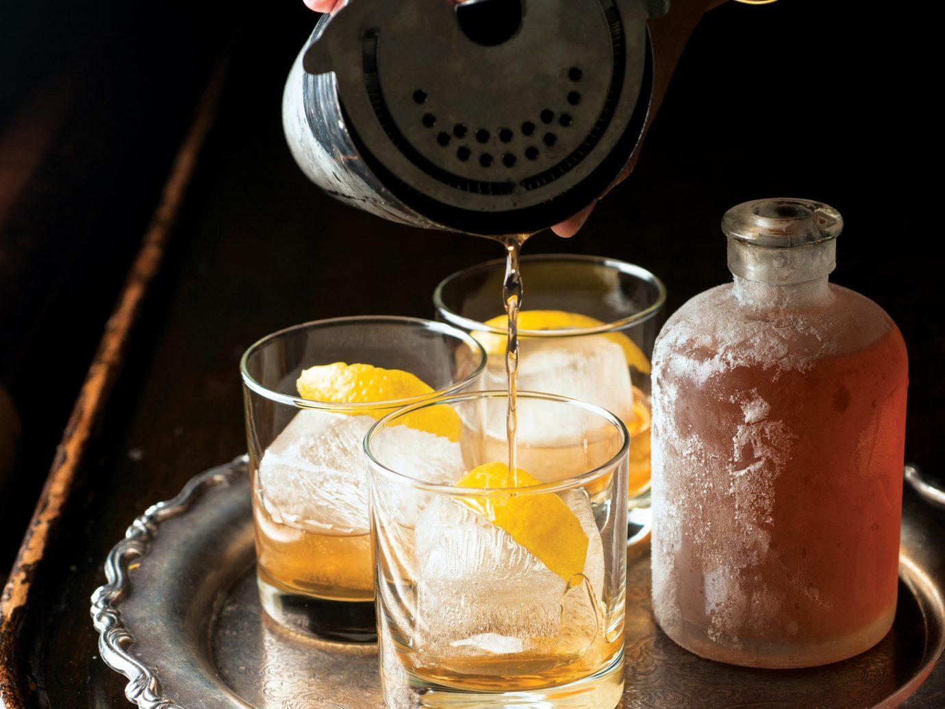 Food + Drink cup Drink distilled beverage alcoholic beverage liqueur cocktail sense food whisky