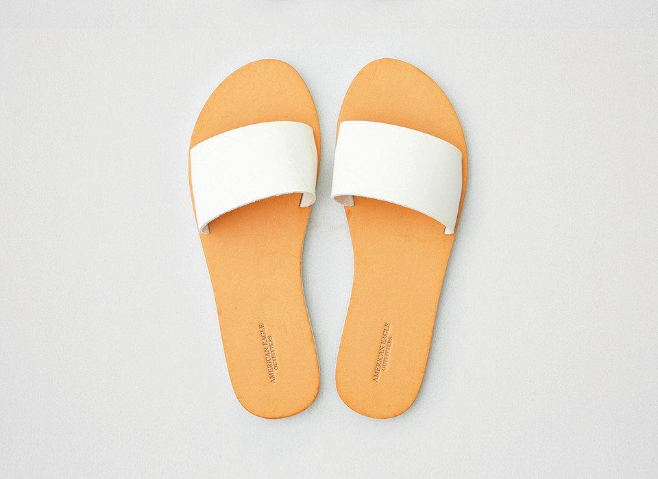 Style + Design footwear orange shoe slipper flip flops sandal product outdoor shoe product design font peach