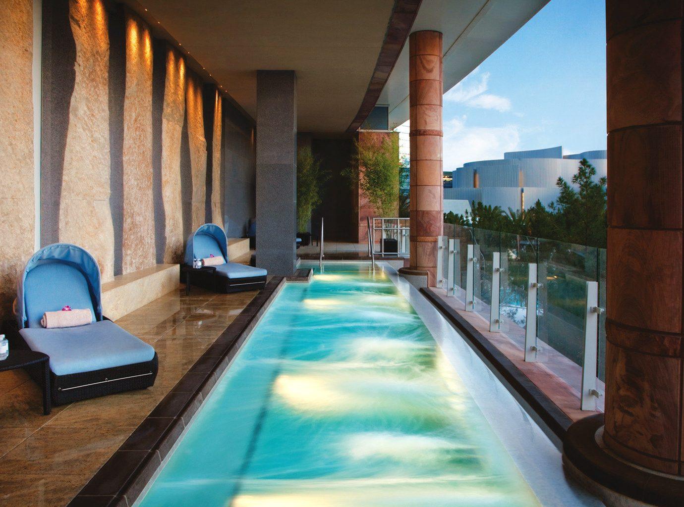 Hotels Living Lounge Luxury Modern Pool Romance Trip Ideas swimming pool leisure property Resort estate vacation condominium interior design Villa mansion furniture