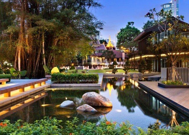 tree water sky swimming pool property Resort River reflecting pool backyard pond Lake Garden Villa