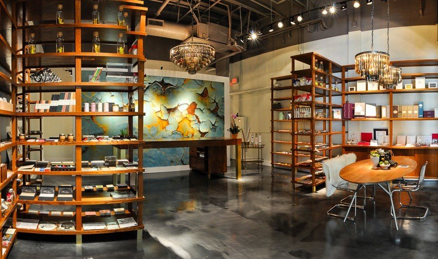 Trip Ideas indoor floor retail building library bookselling shelf interior design Boutique Design tourist attraction furniture