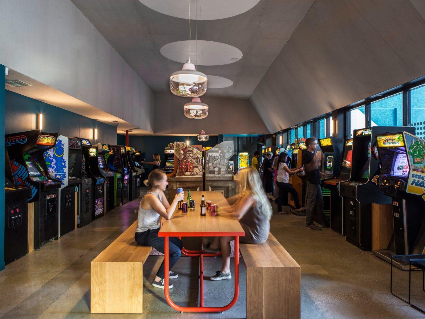 Summer Series indoor floor ceiling wall building interior design shopping mall Bar restaurant tourist attraction