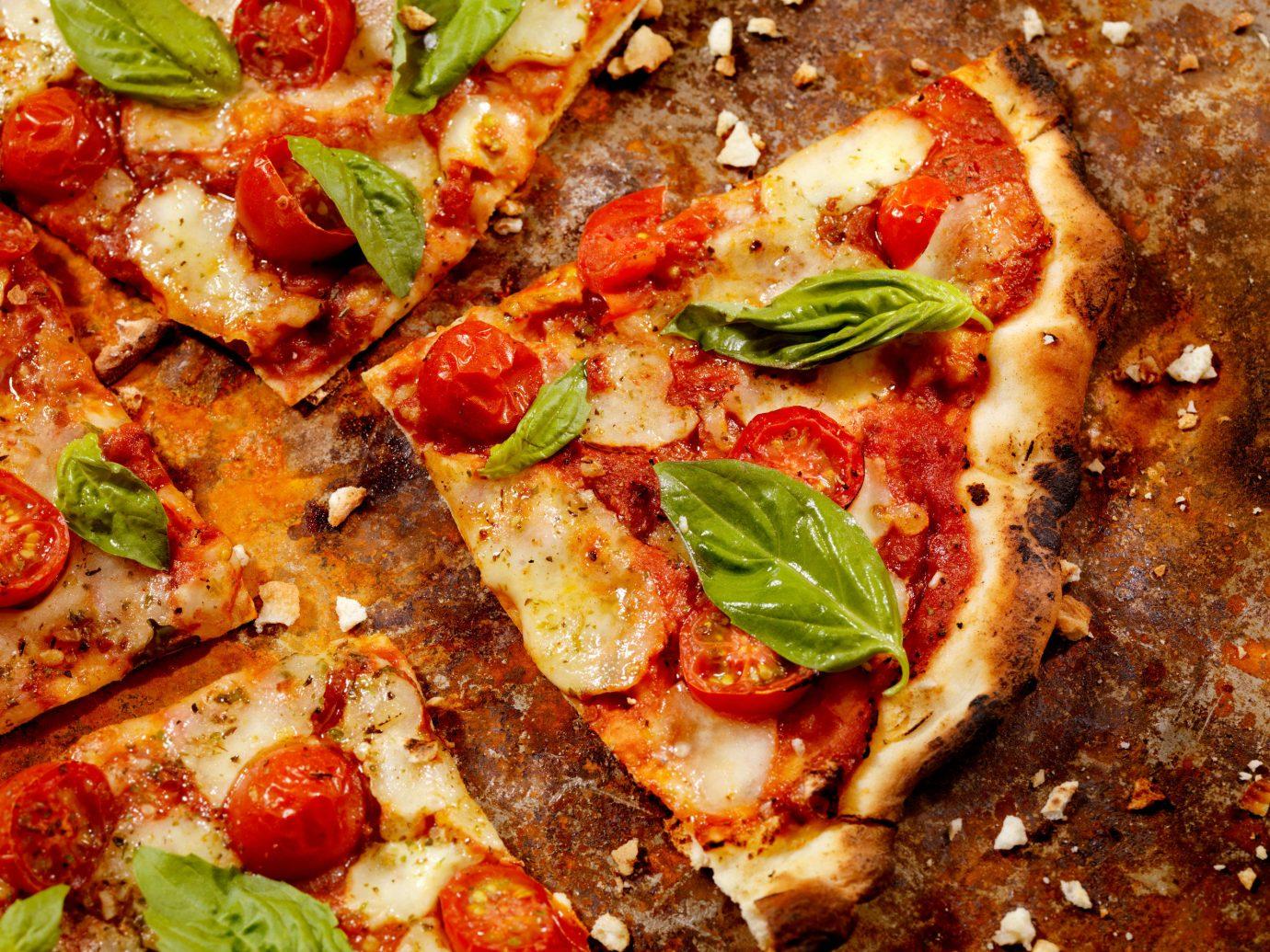 Trip Ideas pizza food dish cuisine meat italian food produce european food vegetable toppings sliced fresh