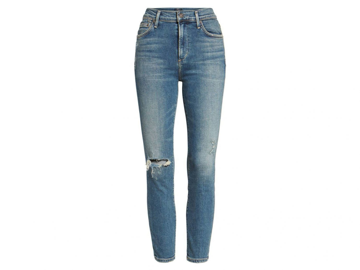 City NYC Style + Design Travel Shop clothing trouser denim person jeans pocket waist trousers posing