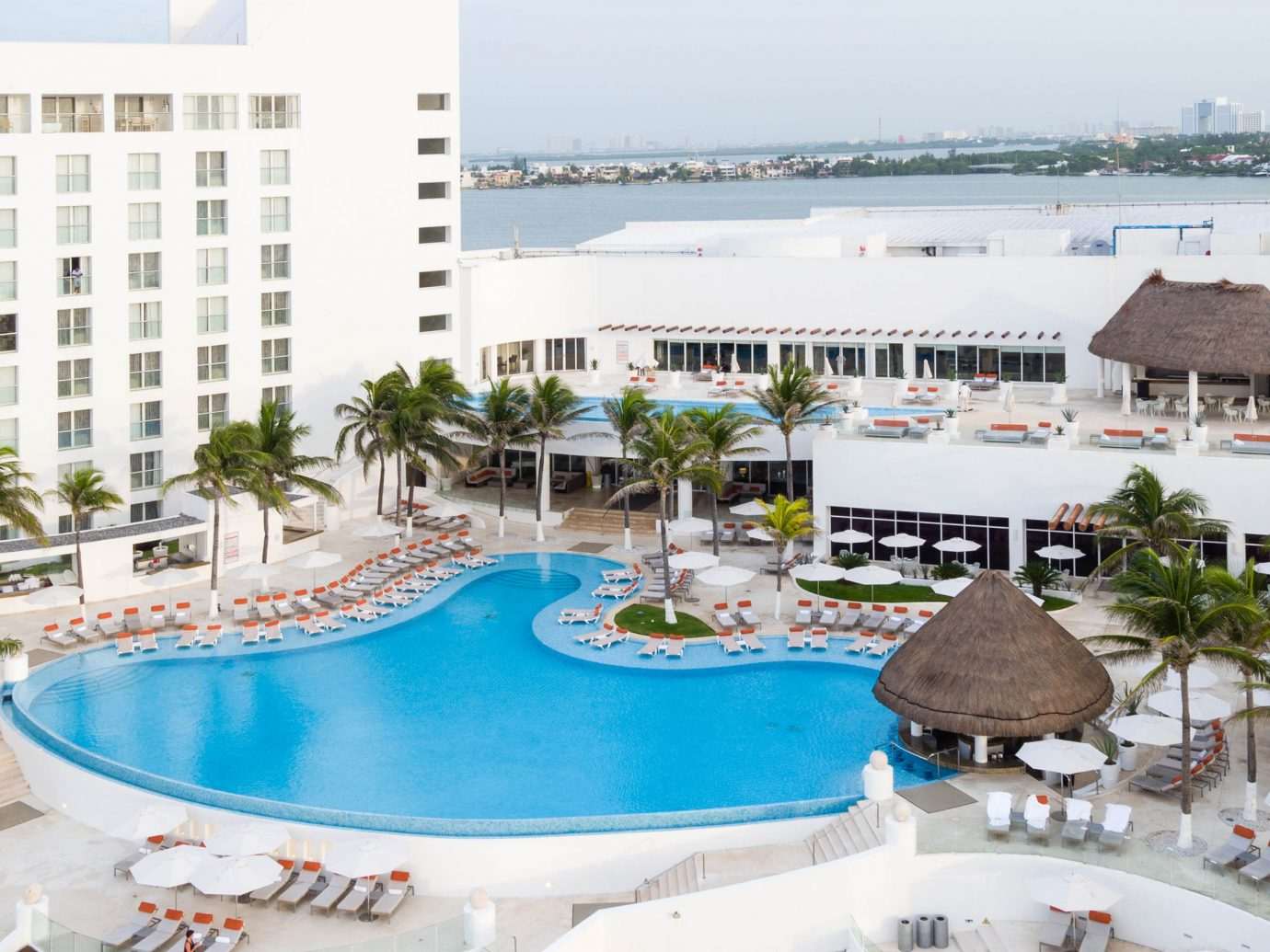 All-Inclusive Resorts Hotels Romance leisure swimming pool property Resort condominium vacation marina Water park estate resort town real estate apartment blue several