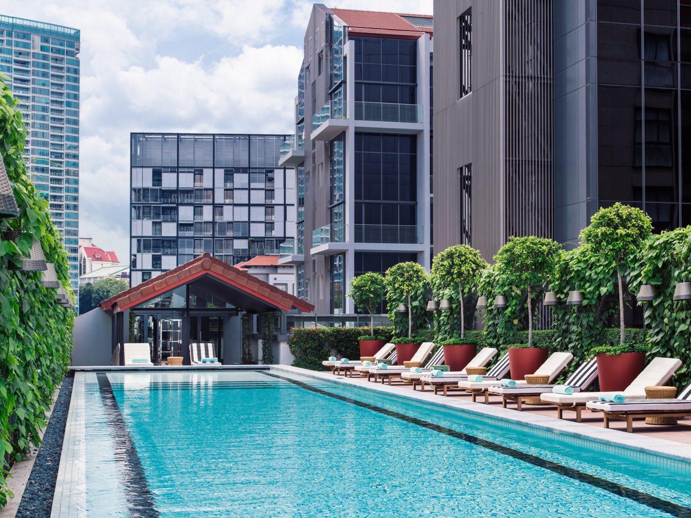 Hotels building outdoor property condominium leisure swimming pool estate vacation Resort backyard apartment waterway
