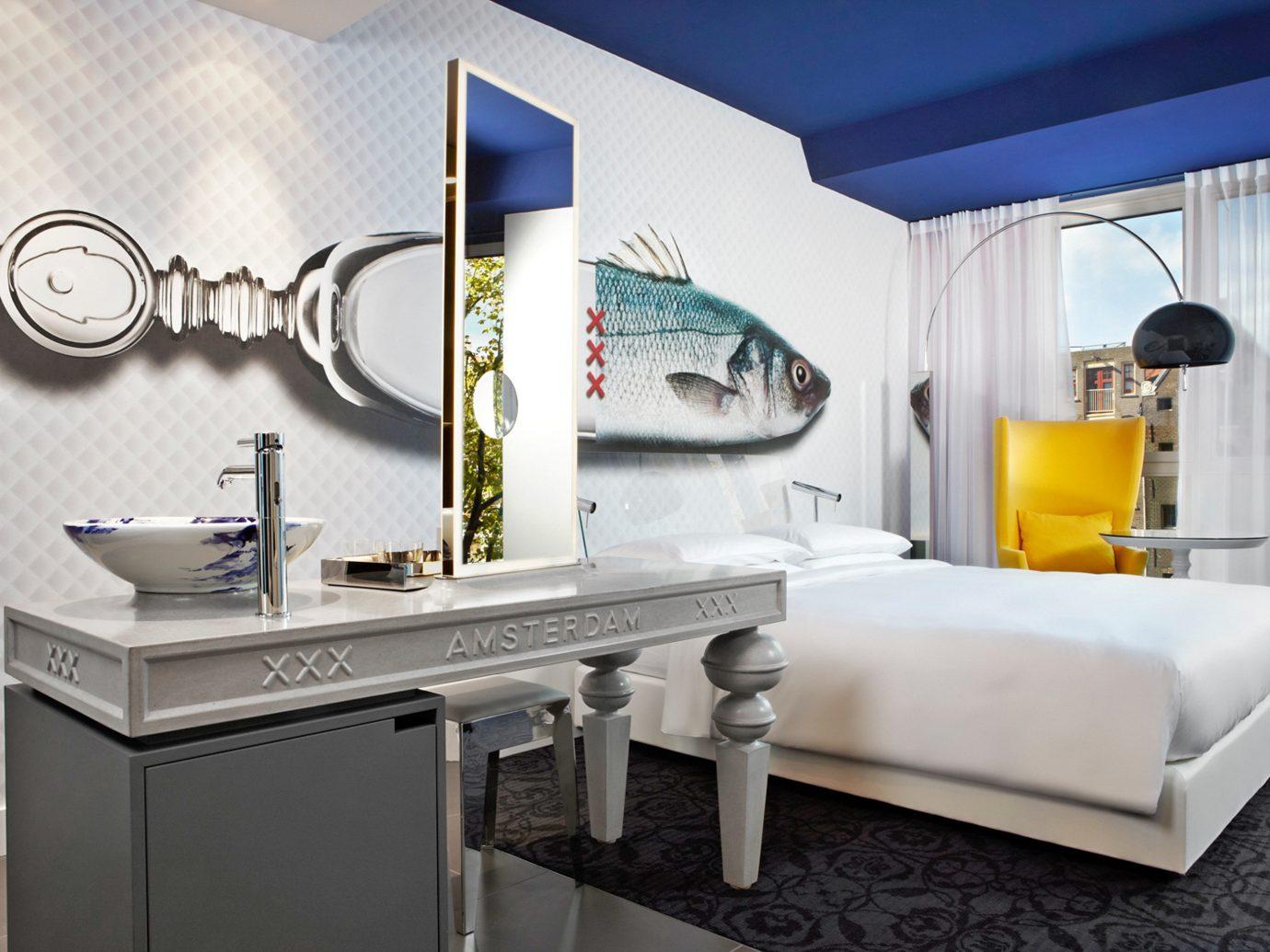 Amsterdam Boutique Hotels Hotels The Netherlands indoor floor wall room property interior design furniture living room home Design