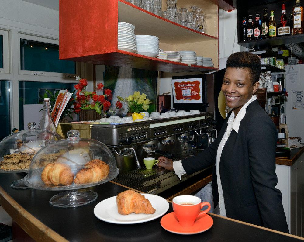 Iceland Trip Ideas person indoor meal dish food restaurant lunch cuisine sense brunch preparing