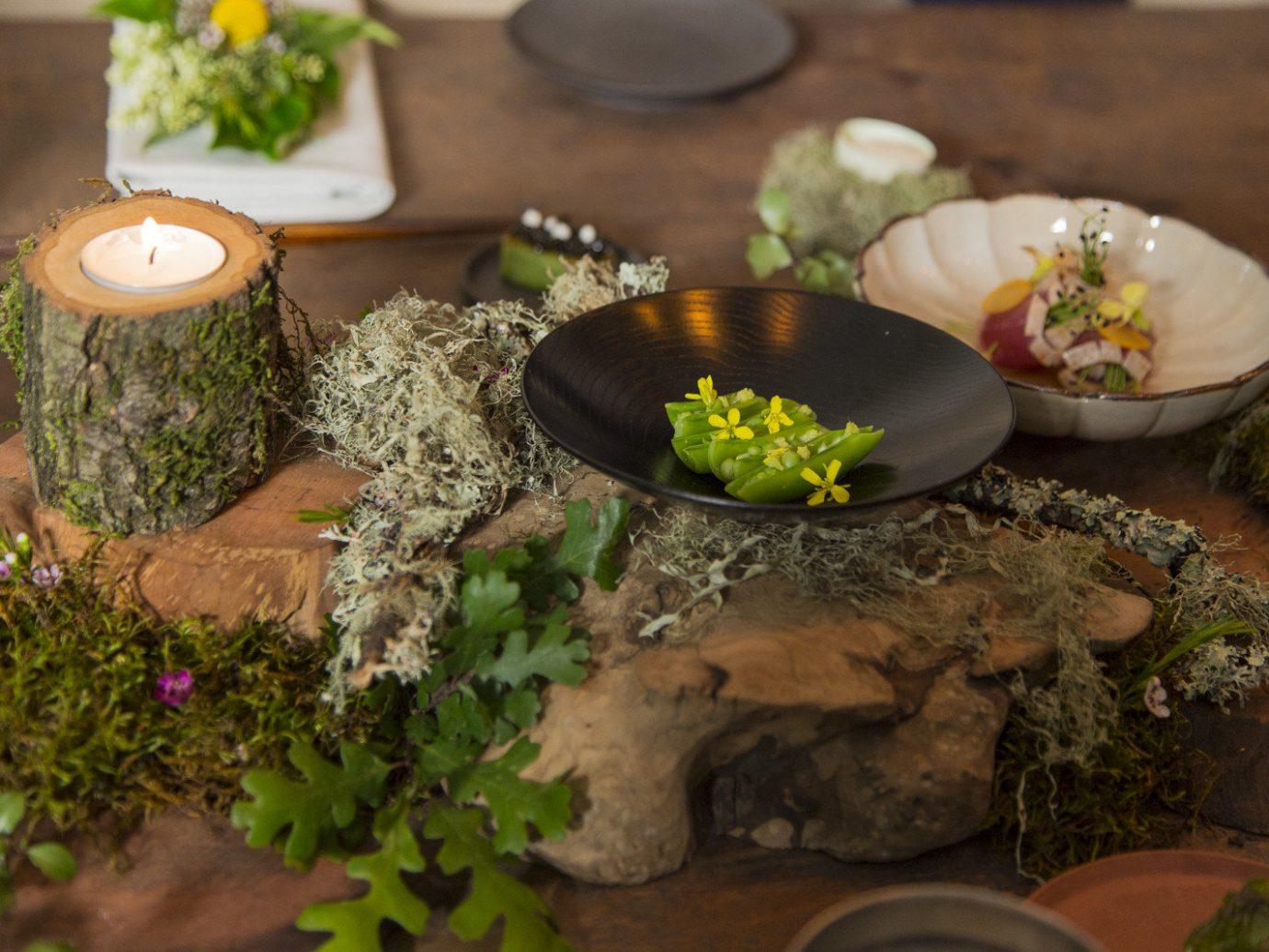 Food + Drink flower arranging floristry flower floral design backyard Garden meal herb food plant