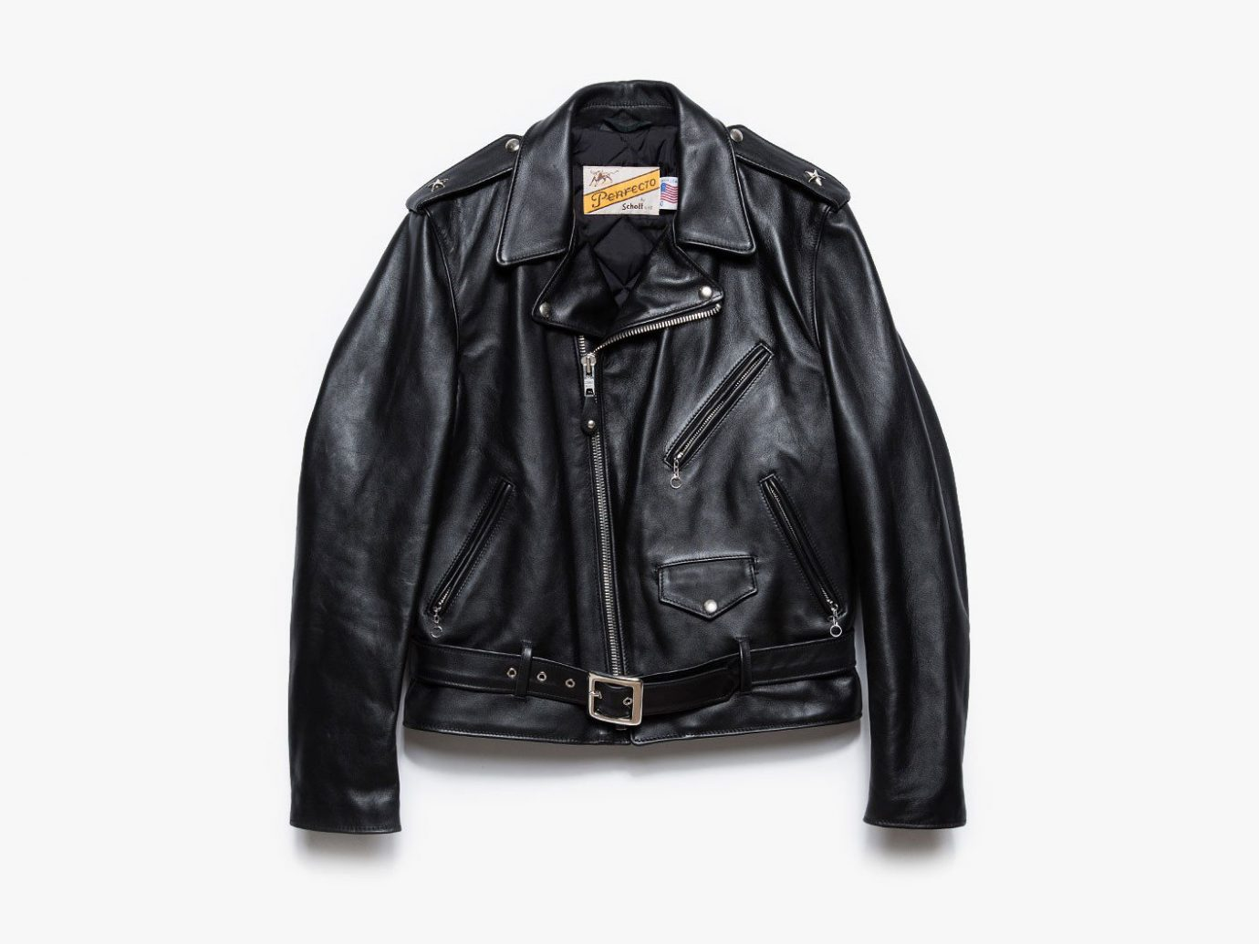 Packing Tips Style + Design Travel Shop jacket leather jacket leather black textile coat material product