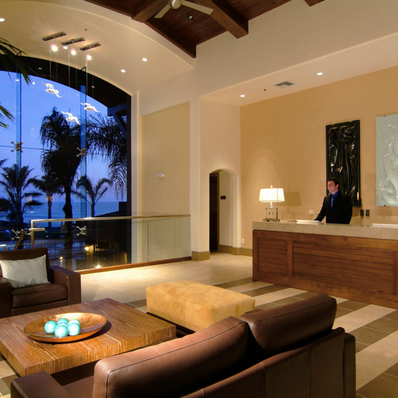 Hip Lounge Modern property living room Lobby home Suite condominium mansion Villa recreation room