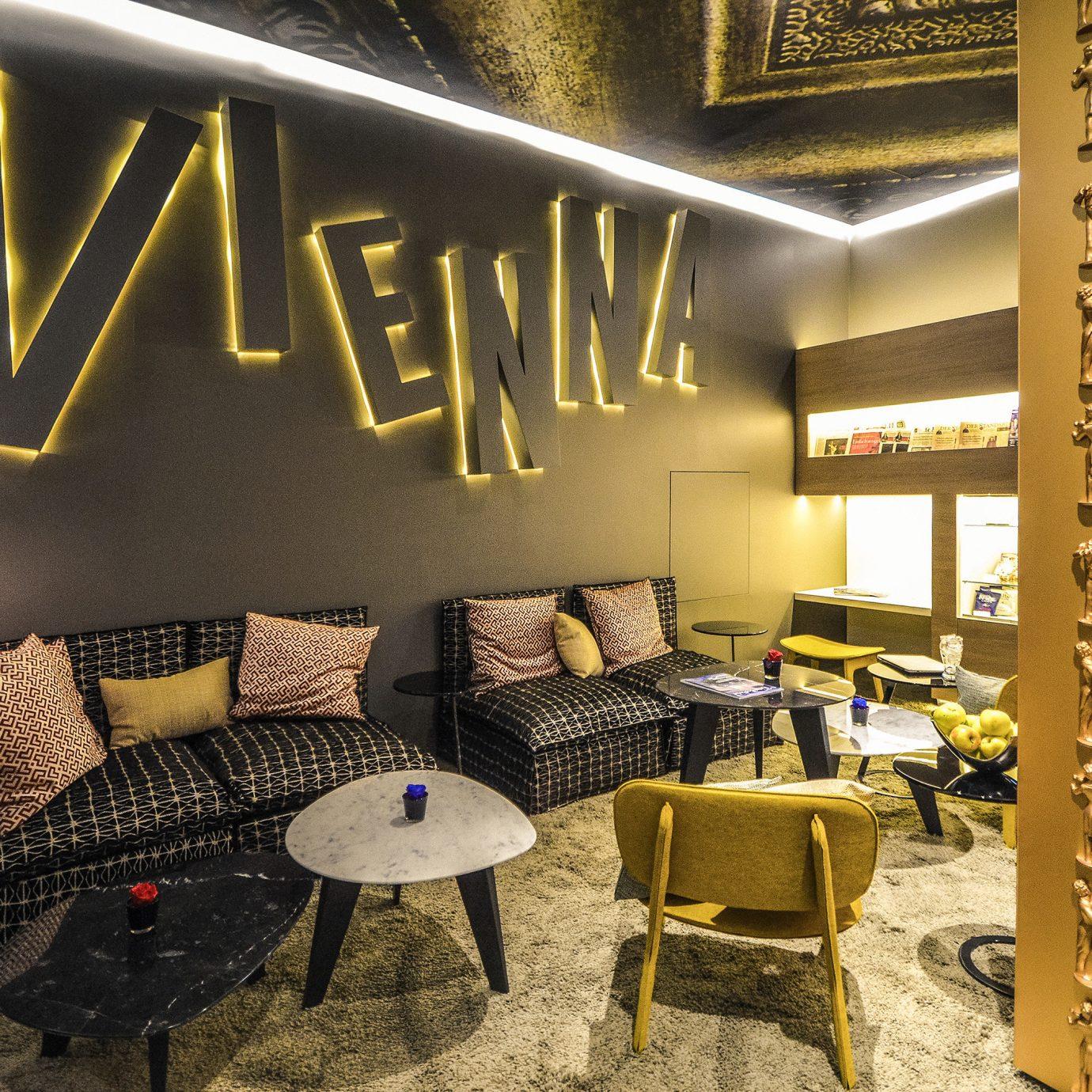Hip Lounge restaurant Lobby