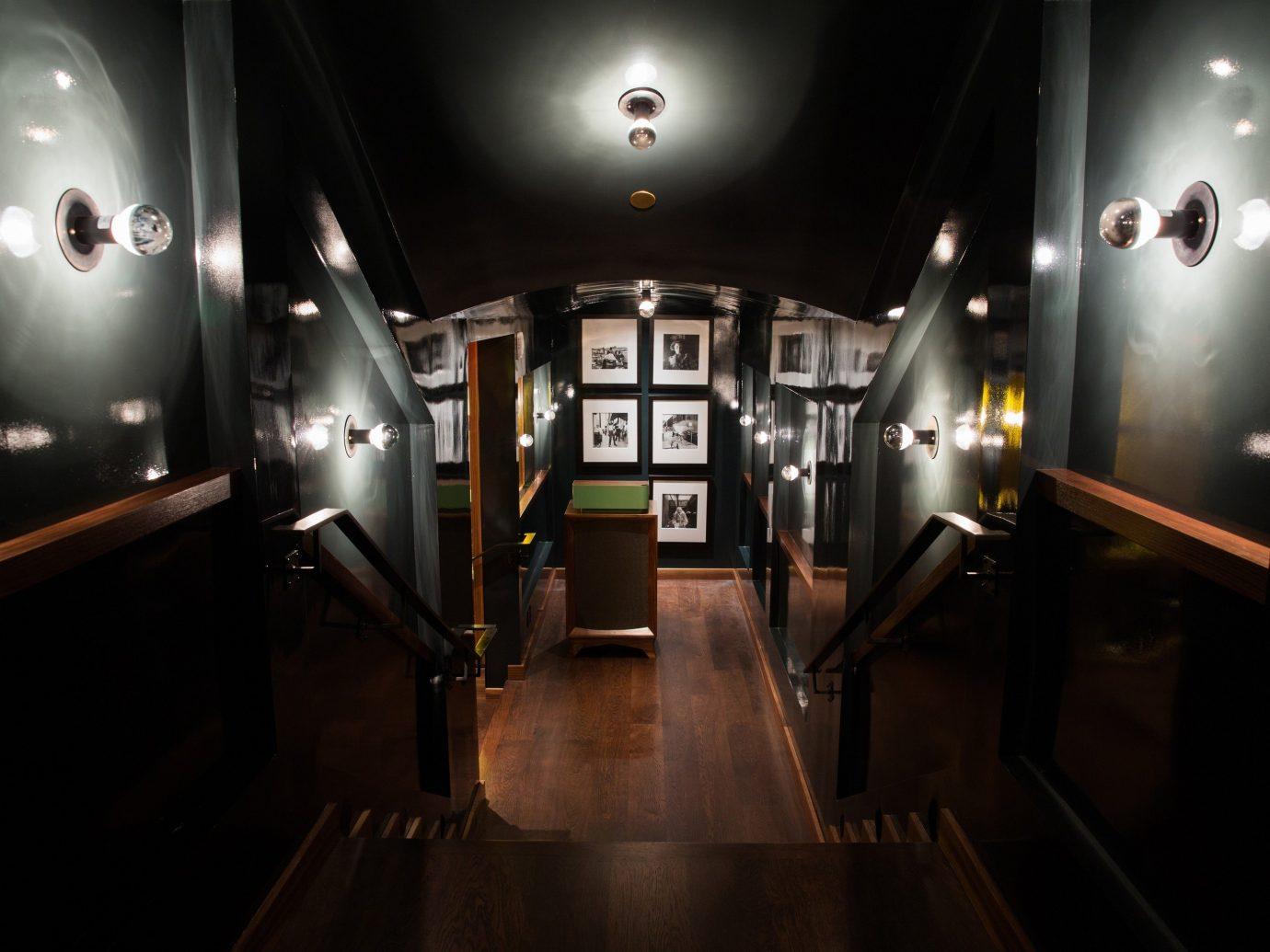 Food + Drink indoor floor ceiling darkness lighting screenshot interior design tourist attraction dark