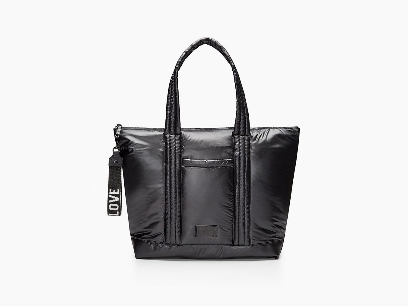 Health + Wellness Style + Design Travel Shop handbag bag black leather fashion accessory shoulder bag product tote bag brand product design luggage & bags strap