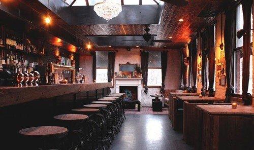 Food + Drink indoor building ceiling Bar restaurant stone