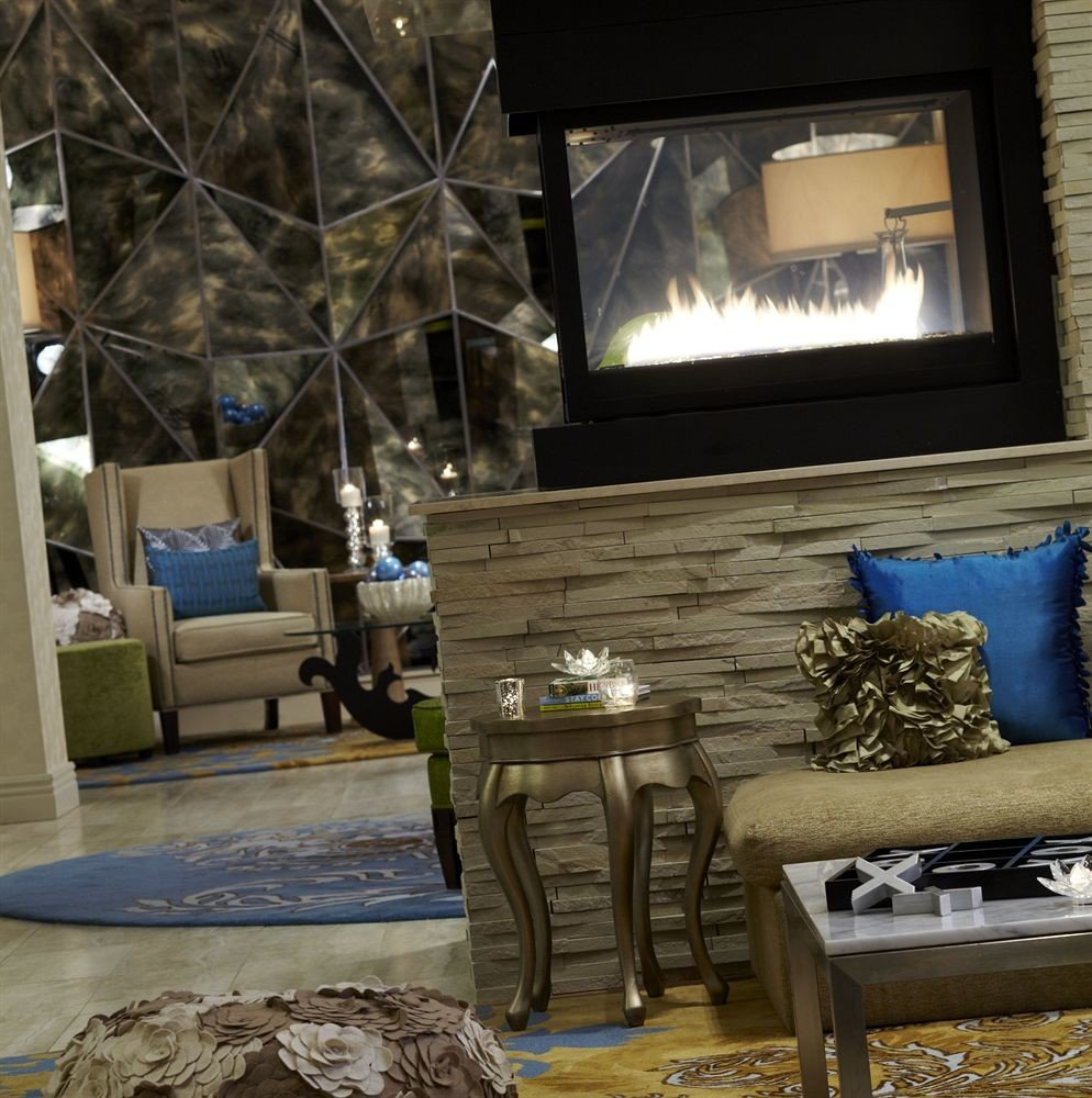 living room home