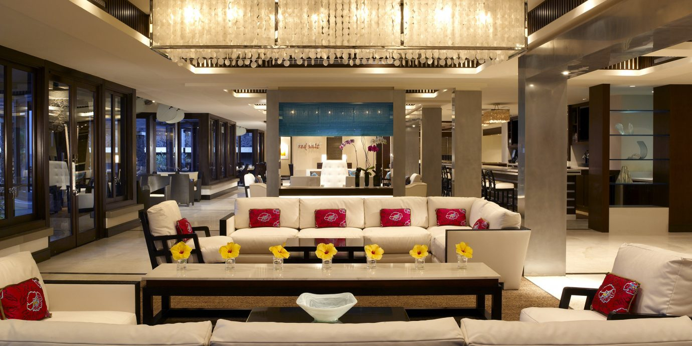 Honeymoon Island Lobby Luxury Resort Romance Romantic recreation room shopping mall lighting retail restaurant