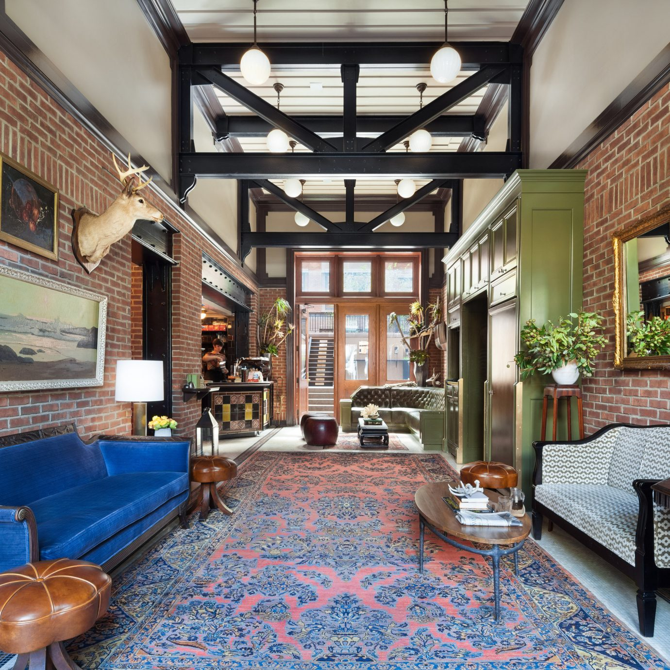 Hotels Luxury Travel Romantic Hotels living room Lobby home