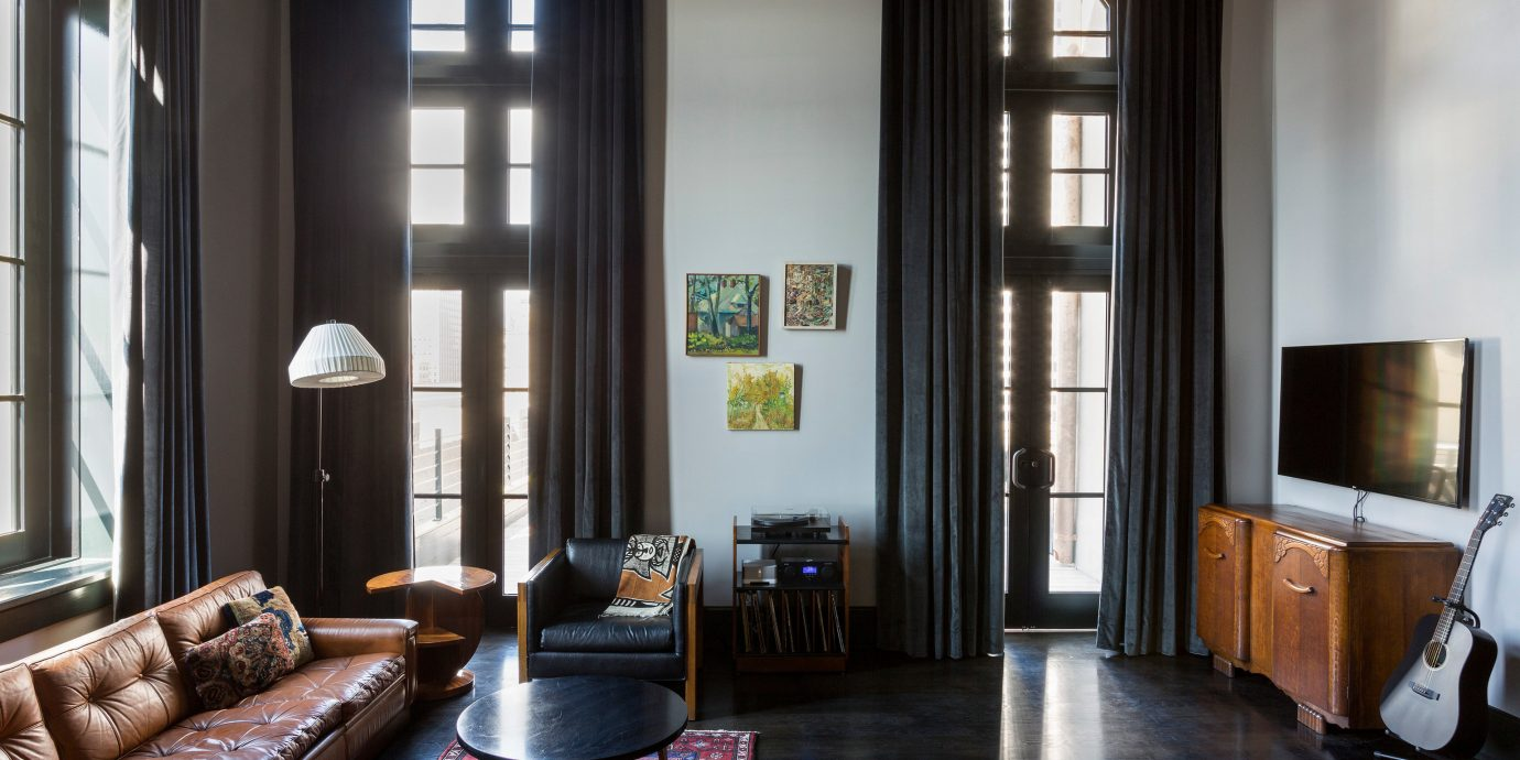 Hotels Trip Ideas property living room home condominium loft Suite cottage leather
