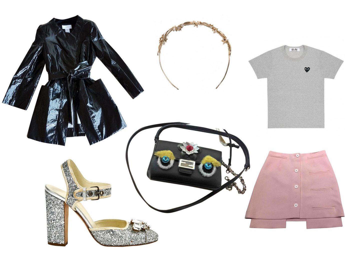 Trip Ideas clothing sleeve product footwear bag fashion outerwear brand pattern t shirt