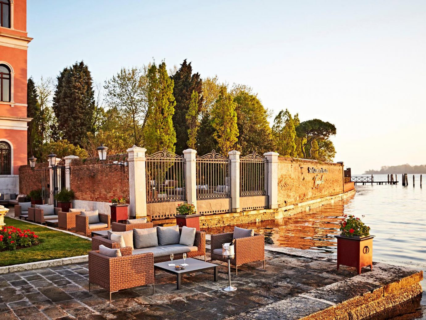 Hotels Italy Luxury Travel Venice outdoor sky Town tourism vacation waterway travel stone