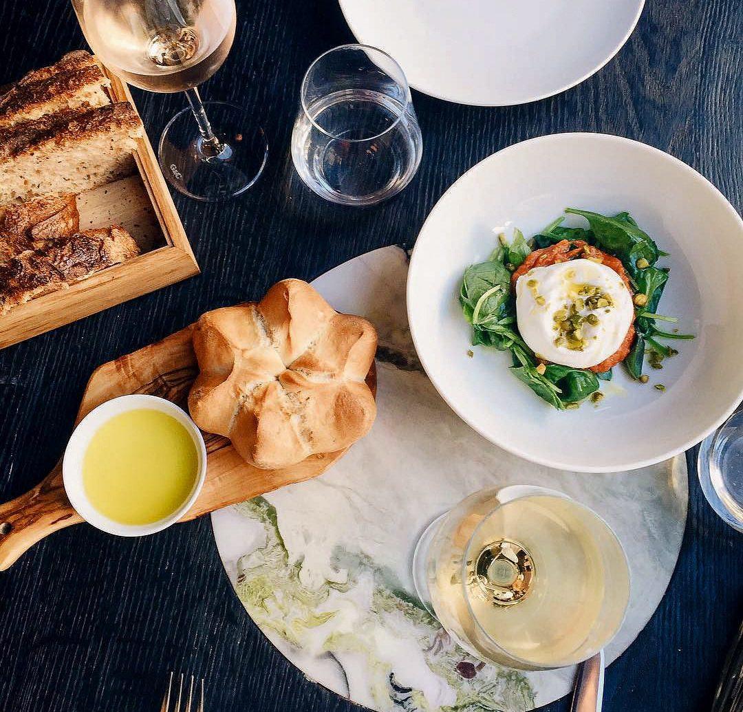 Food + Drink France Paris plate meal coffee dish food brunch breakfast tableware cuisine lunch vegetarian food recipe full breakfast vegetable set