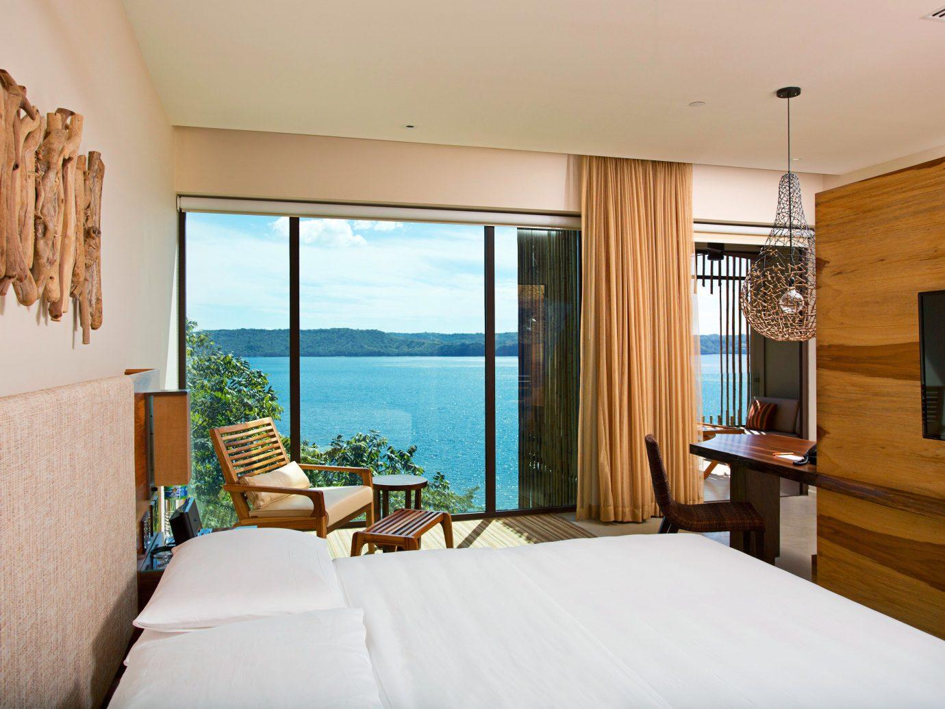 Bedroom At Andaz Hotel Papagayo In Costa Rica