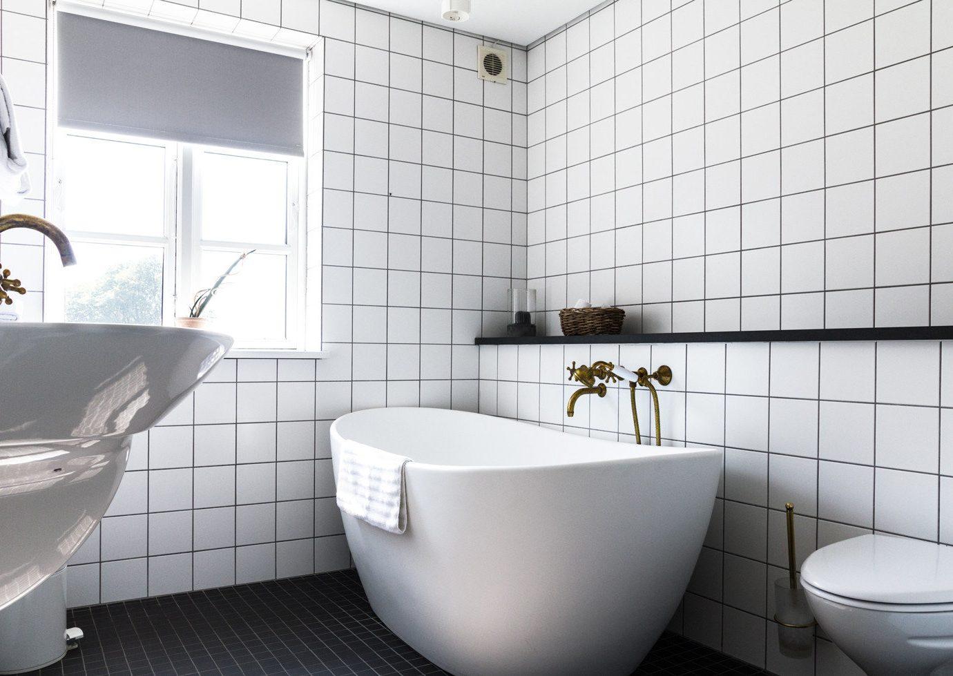 Denmark Finland Hotels Landmarks Luxury Travel Sweden indoor bathroom wall toilet room tile tap plumbing fixture bidet interior design ceramic toilet seat floor product design bathroom accessory angle bathroom sink product flooring sink tiled