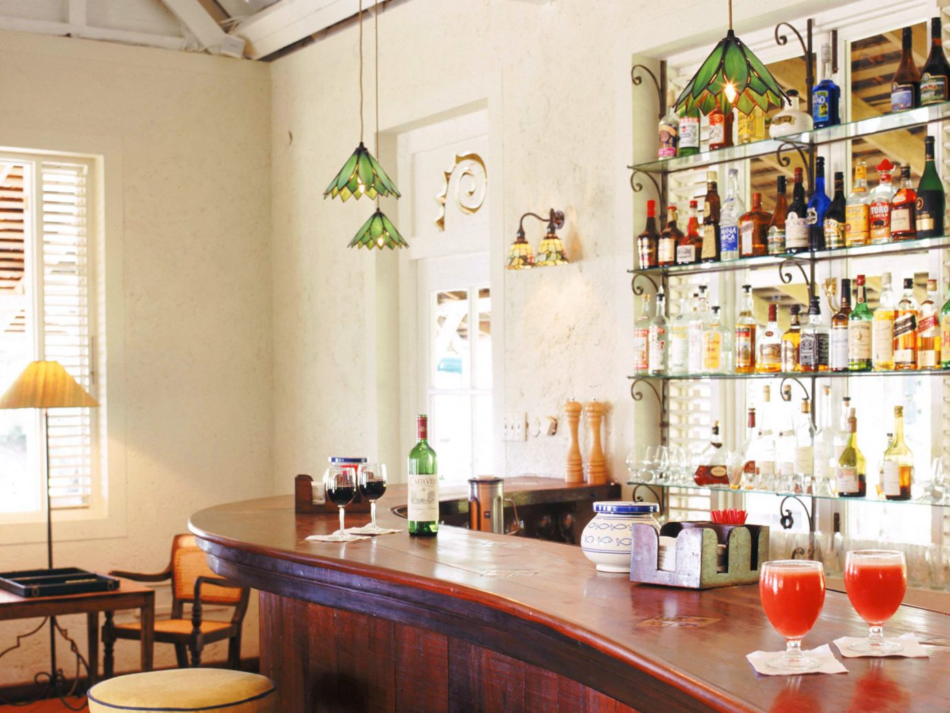 Bar at Strawberry Hill