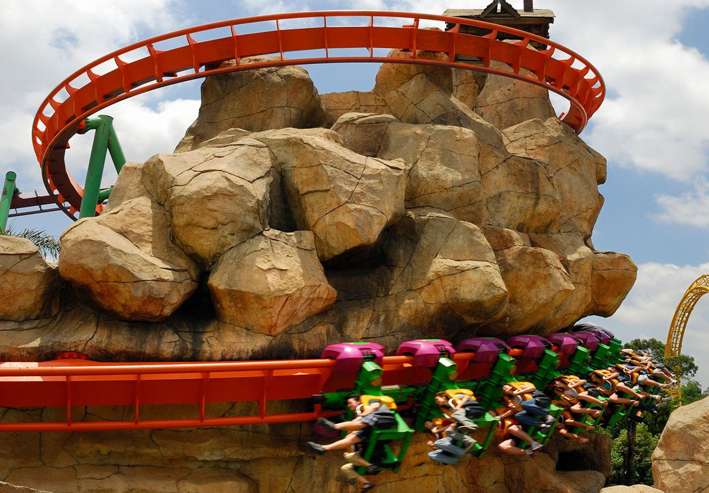 City Johannesburg South Africa Trip Ideas sky outdoor rock amusement park tourism tourist attraction recreation leisure tree stone park roller coaster