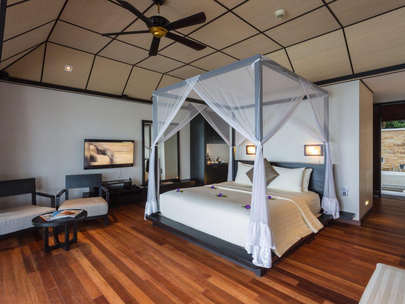 All-Inclusive Resorts Hotels floor indoor wall room building ceiling Living wood interior design hard flooring real estate furniture loft daylighting Suite wood flooring