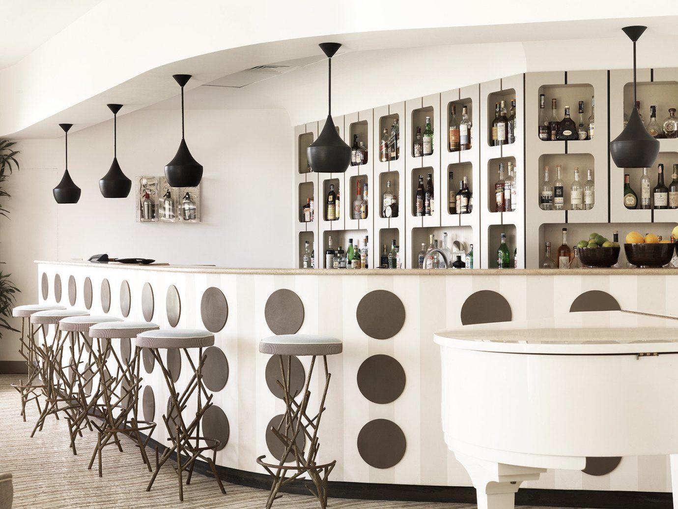 Bar at Capri Tiberio Palace, Capri