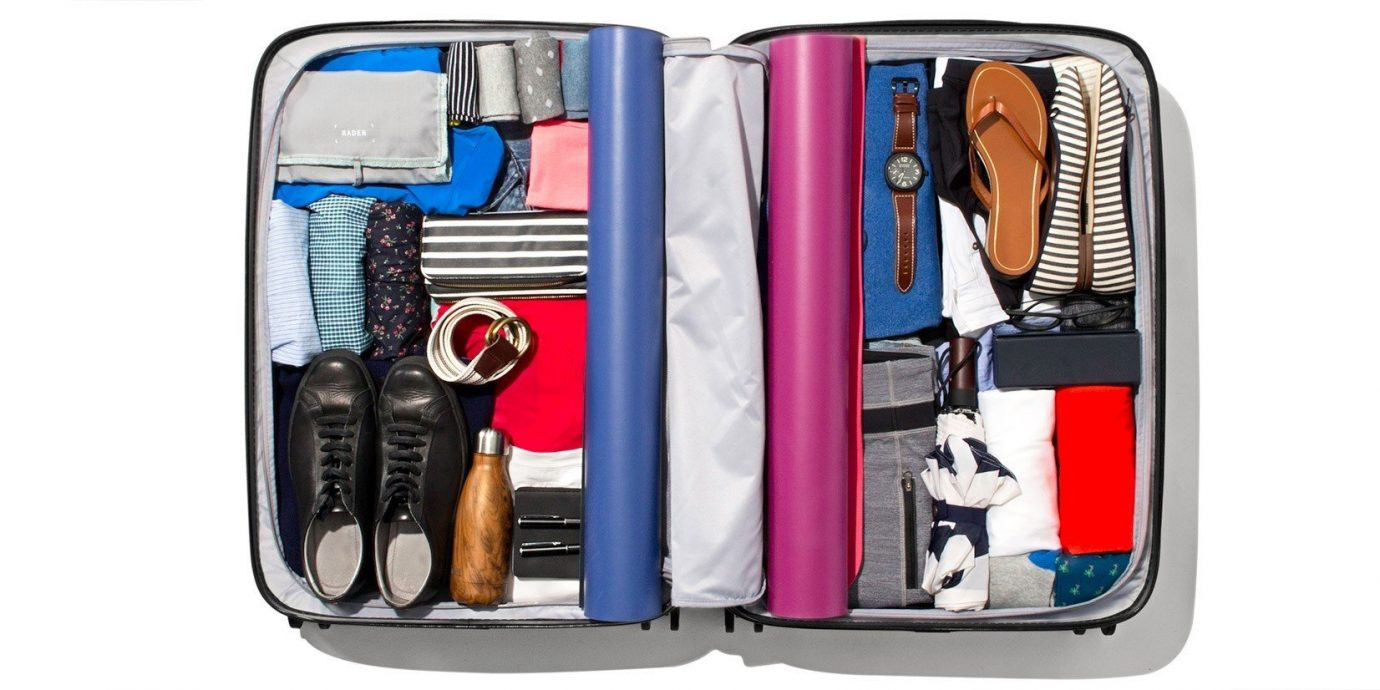 Travel Tips product items accessory gadget suitcase different
