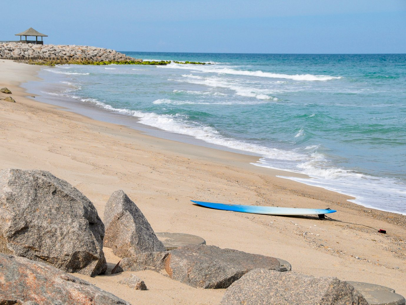 East Coast USA Trip Ideas Beach Sea coastal and oceanic landforms Coast shore body of water Ocean sky sand wave vacation water wind wave bay tourism horizon